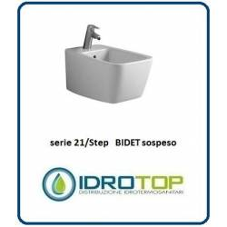 Bidet Sospeso modello 21/STEP Ideal Standard