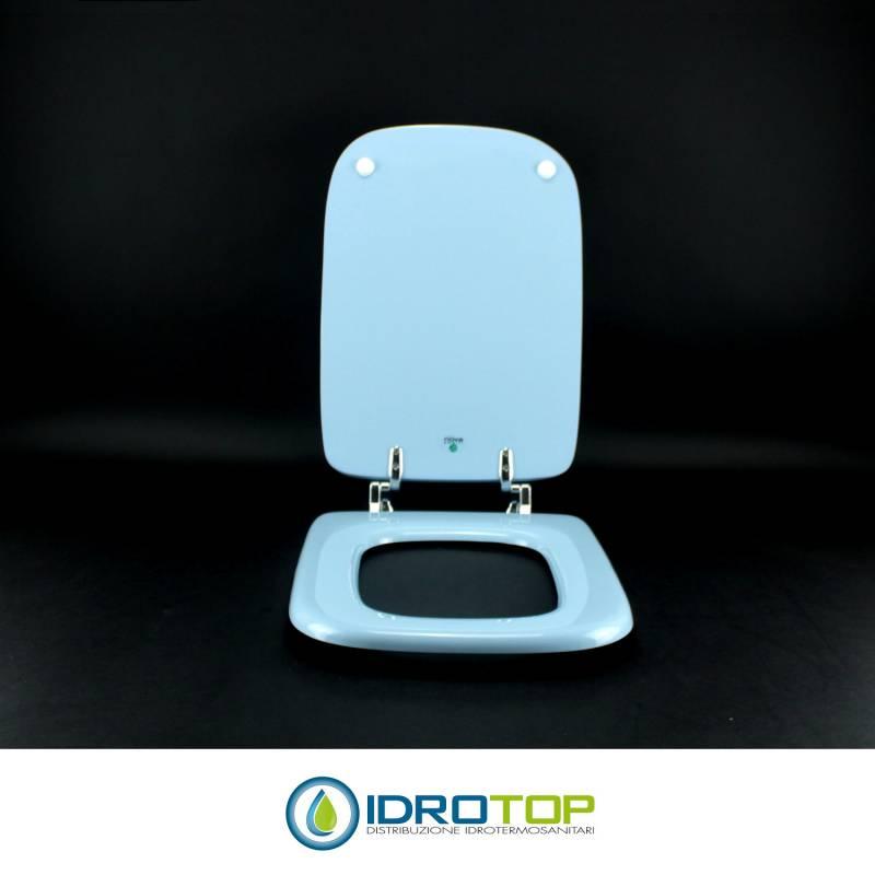 Copriwater ideal standard conca azzurro sussurrato for Ideal standard conca prezzo