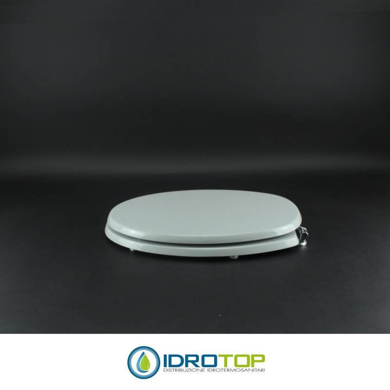Copriwater ideal standard ellisse ellisse piu 39 39 grigio for Ellisse ideal standard
