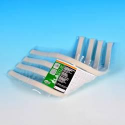 Elastuk Sigillante in n.4 Strisce comprimibili ideale per Aria e Acqua