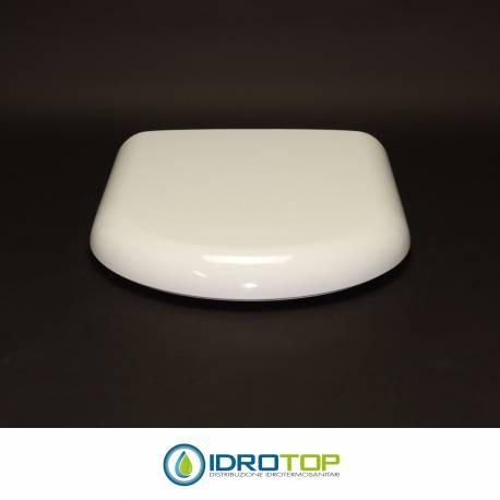 Copriwater Ydra Pozzi Ginori termoindurente avvolgente bianco come originale by HYDRO HOME