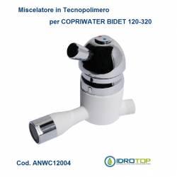 MISCELATORE TECNOPOLIMERO RICAMBIO copriwater bidet x articolo 120-320 ORIGINALE