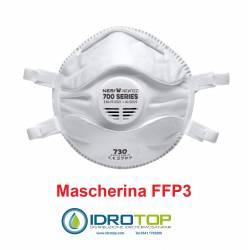 Mascherina Protettiva FFP3 con Valvola Filtrante.Normativa CE