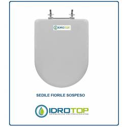 COPRIWATER SEDILE per modello FIORILE SOSPESO Ideal Standard BIANCO IS