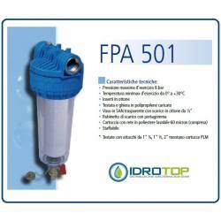 Filtro autopulente FPA 501.007