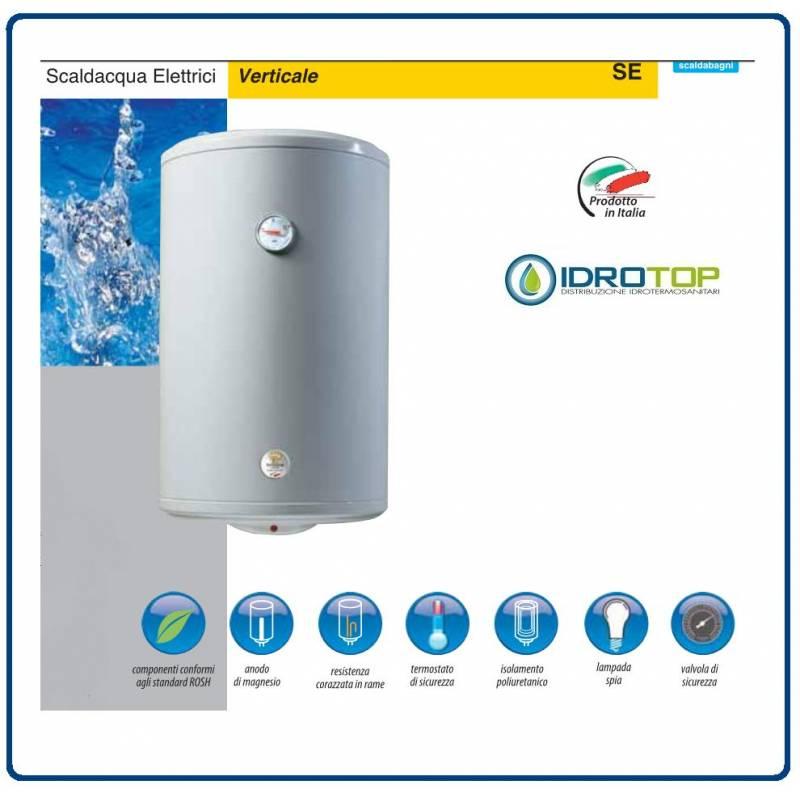 Scaldabagno se200 lt elettrico verticale scaldacqua con anodo e valvola sicurezz ebay - Scaldabagno elettrico istantaneo prezzi ...