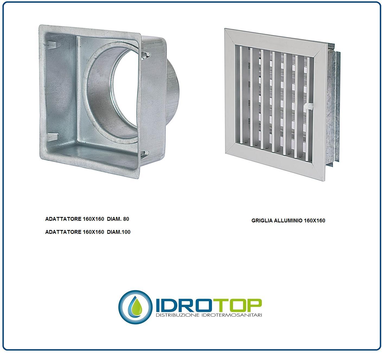Bocchette per canalizzazione aria calda montare motore - Canalizzazione aria calda stufe a pellet ...