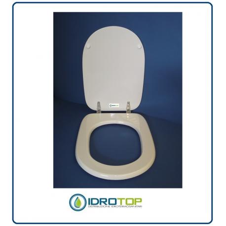 Copriwater sedile per modello fiorile ideal standard for Miscelatori ideal standard vecchi modelli