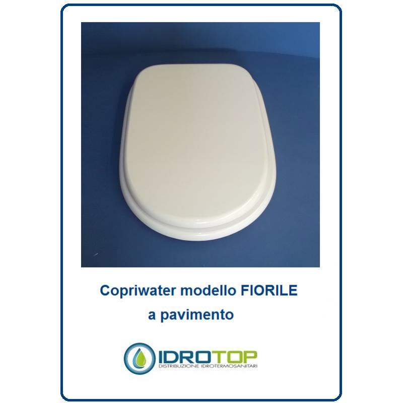 Copriwater sedile per modello fiorile ideal standard for Copriwater ideal standard