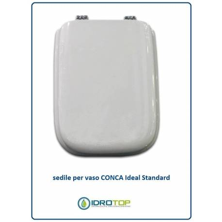 Ideal standard conca copriwater infissi del bagno in bagno for Copriwater conca ideal standard originale