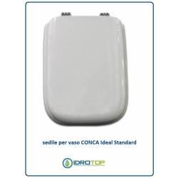 COPRIWATER SEDILE CONCA + KIT OMAGGIO bianco Is. Ideal Standard