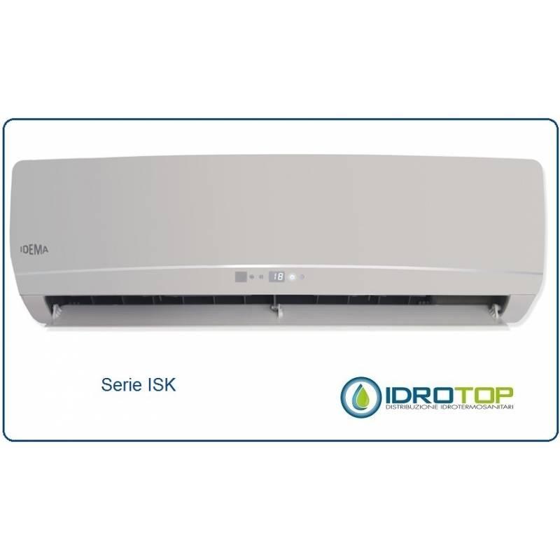 Condizionatore Monosplit inverter 18000 btu/h pompa di ...