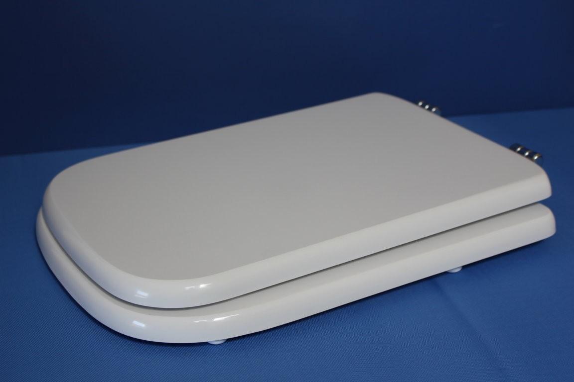 Asse Water Ideal Standard.Copriwater Sedile Per Modello Conca Ideal Standard Cerniera Cromo