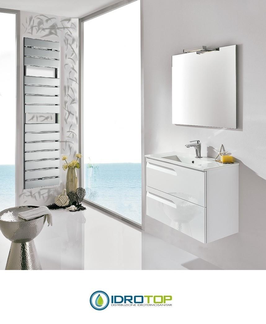 Mobiletti bagno sospesi mobile bagno sospeso l p cm a for Prezzi lavabo bagno con mobile