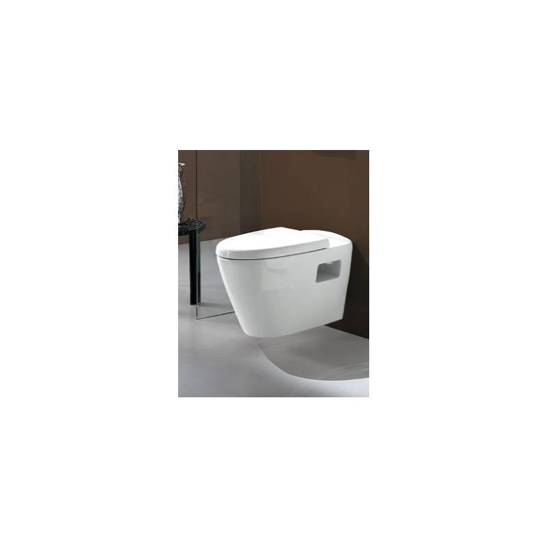 cambiare tavoletta wc sospeso cool copriwater coprivaso a