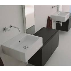 Lavabo Acqualight cm 50X45XH16 Flaminia
