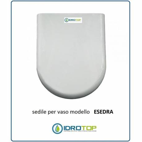 Copriwater ideal standard esedra bianco for Copriwater ideal