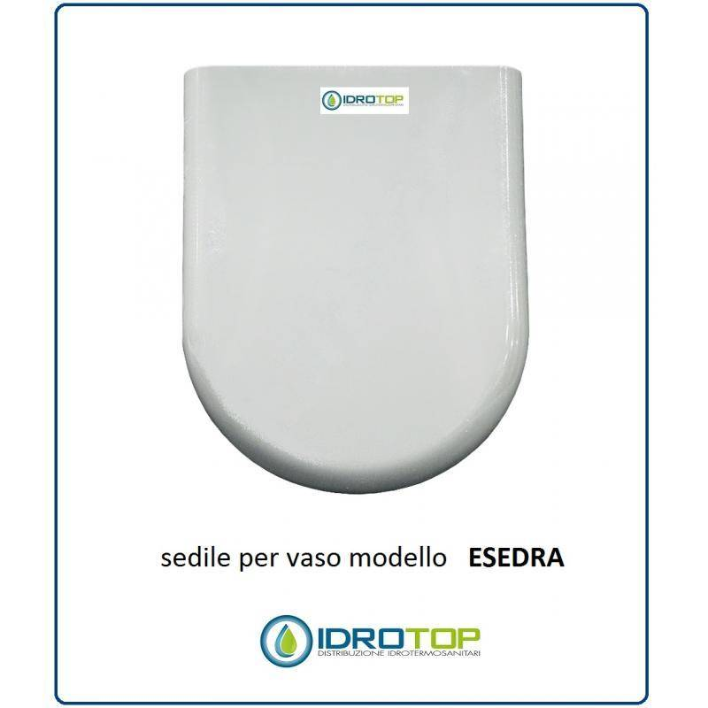 Copriwater ideal standard esedra bianco i s for Copriwater ideal
