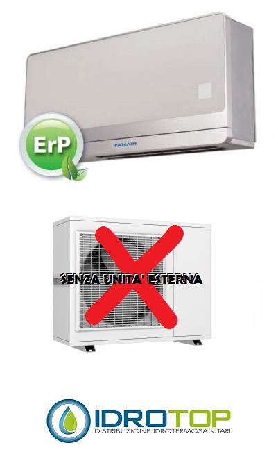 Climatizzatore 8000 btu h senza unit esterna condizionatore fanair - Condizionatore senza unita esterna ...