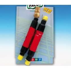 tubo solare inox doppio