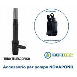 Accessorio Tubo Telescopico per Pompa Novapond per Laghetti