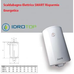 Scaldabagno Elettrico SMART Risparmio Energetico 5 Anni Garanzia
