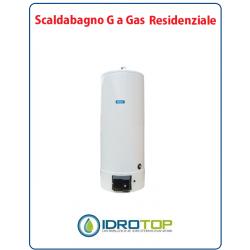 Scaldabagno G a Gas Residenziale Heizer Camera Aperta