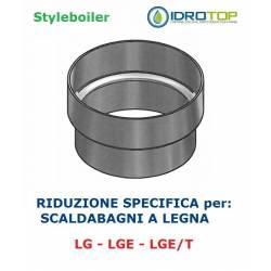 Adattatore Scaldabagni a Legna Styleboiler  Styleboiler
