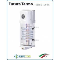 Scaldacqua Futura 100TS - 100L a Pompa di Calore Aria-Acqua in Acciaio Vetroporcellanata Styleboiler