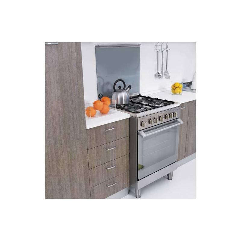 Bianco COLAVENE s32 Mobile sottolavello 135 X 60 per Cucina Doppia Anta abbinabile al lavello Inox in Tre Colori