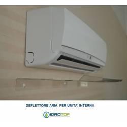 Deflettore Aria Condizionatori e Split 90cm - Protezione aria Climatizzatori Idrotop