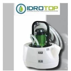 Pompa 40 litri x lavaggio chimico degli impianti riscaldamento e climatizzazione