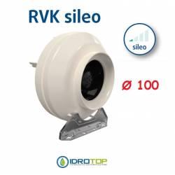 Ventilatore RVK Ø100 Centrifugo Ventilazione per DiffuseAir Ø100 Diffusore Aria -Idroponica
