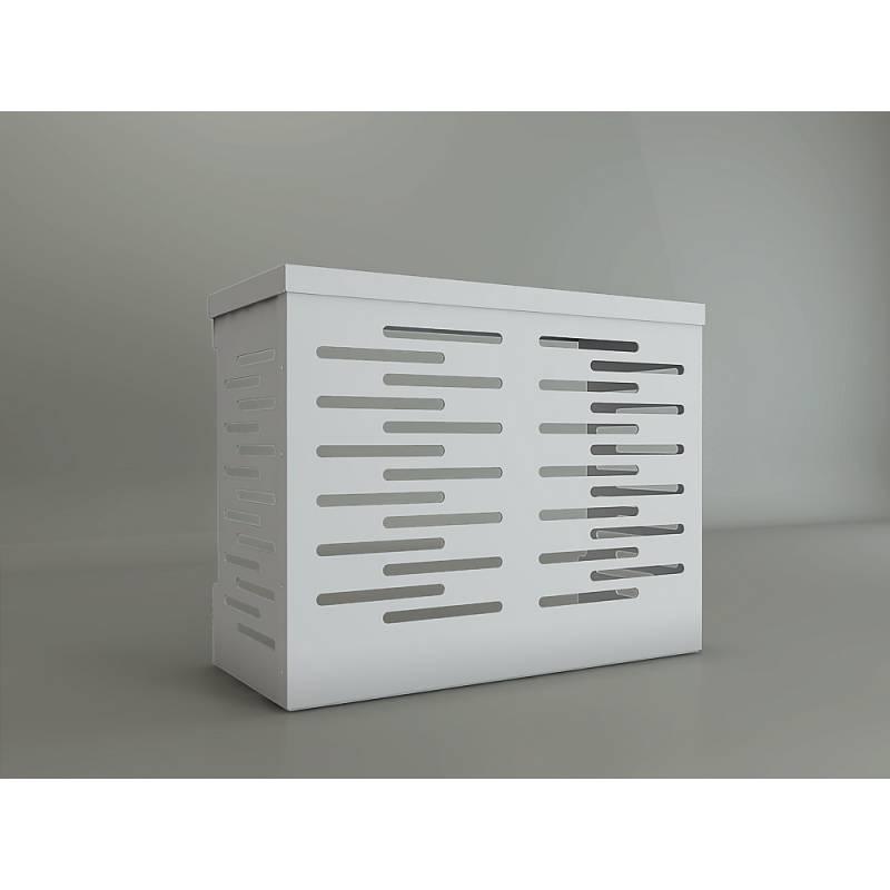 Jimmy Copri Climatizzatore / Condizionatore Unità Esterna in Alluminio Composito