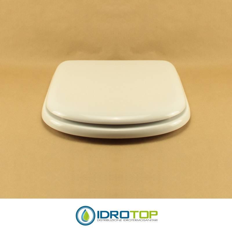 Copriwater Ideal Standard Calla Bianco Cerniera Rallentata Soft Close
