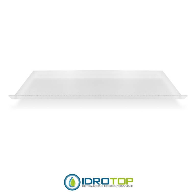 Deflettore Aria per Split Climatizzatore MICROFORATO Trasparente