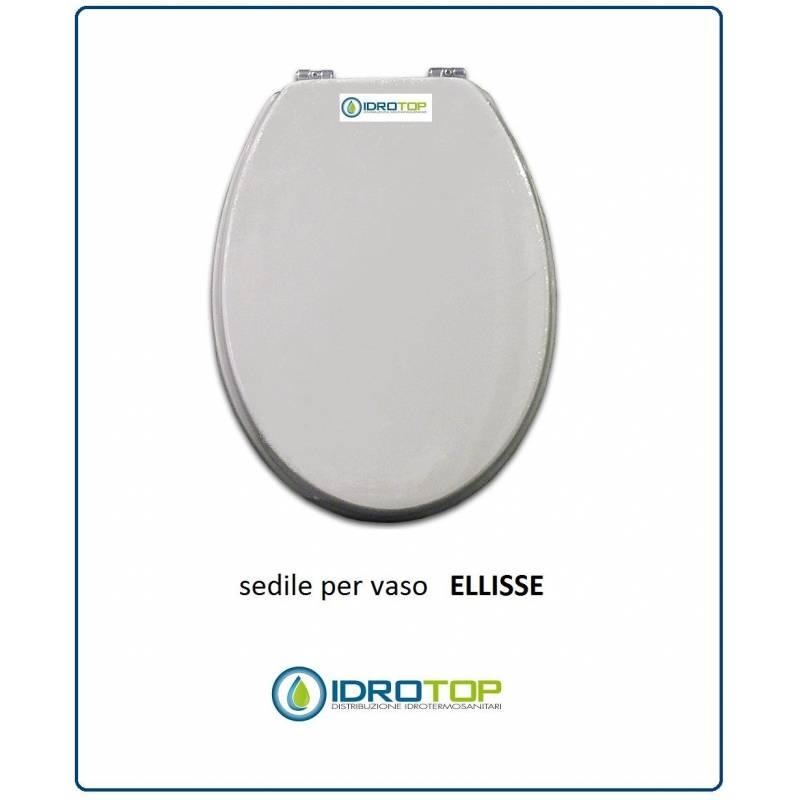 COPRIWATER SEDILE per modello ELLISSE Ideal Standard Cerniera Rallentata Soft Close