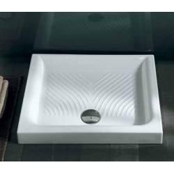 Piatto quadrato Drop 80x80 -90x90 Hatria