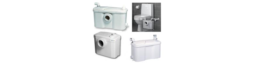 TRITURATORI x WC(Sanitrit)