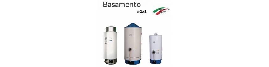 Scaldabagni Gas a Basamento